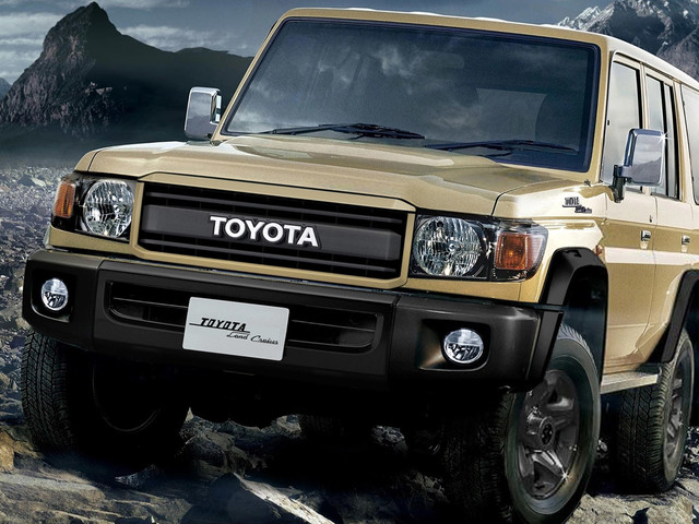 Toyota Land Cruiser 70 Series Gains 70th Anniversary Special Edition With A New Grille In Australia