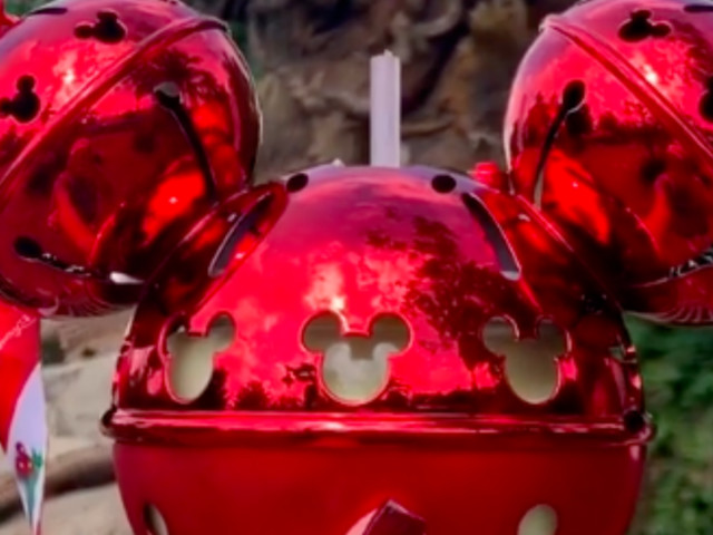 Disney's New Mickey Jingle Bell Sipper Is Just in Time for the Holidays (and People Are Going Nuts)