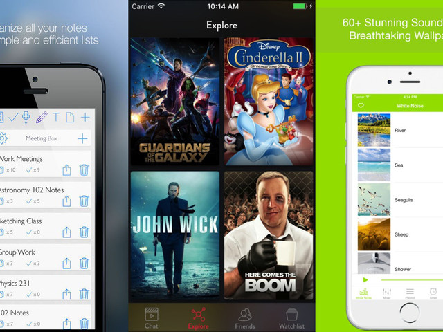 8 paid iPhone apps on sale for free today only