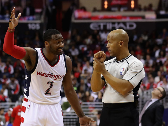 How an NBA referee trains to keep up with the world's best athletes