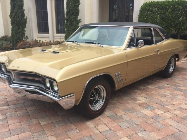 Hemmings Find of the Day – 1967 Buick Gran Sport