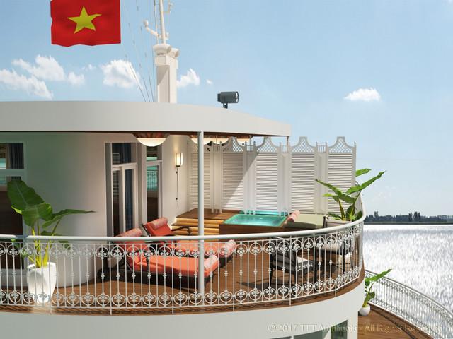 Uniworld Releases Renderings Of Mekong Jewel