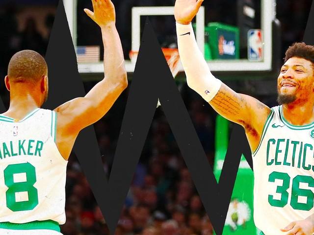 The Celtics have no ceiling