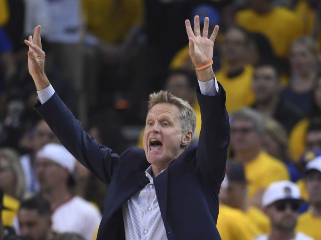 Steve Kerr's perseverance through poor health won him another NBA title