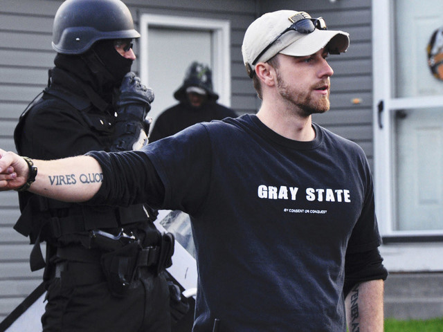 Documentary 'A Gray State' examines conspiracy-riddled 2015 death of Iraq war veteran and his family