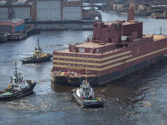 Floating Nuclear Power Plants Are Ready To Shape Global Energy Market