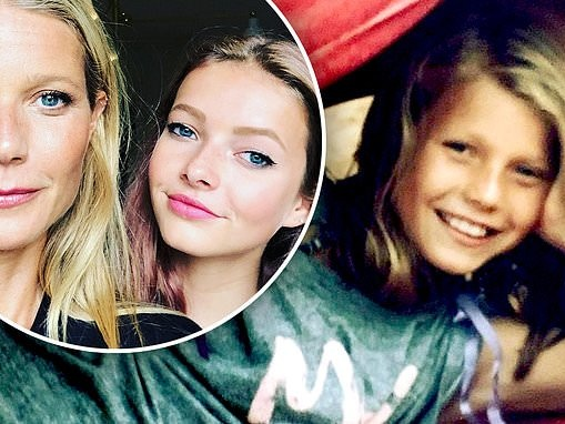Gwyneth Paltrow fans do a double-take after GOOP founder shares TBT snap that could be Apple's twin