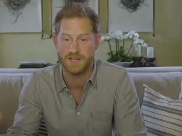 Prince Harry suggests COVID-19 is payback from 'Mother Nature'