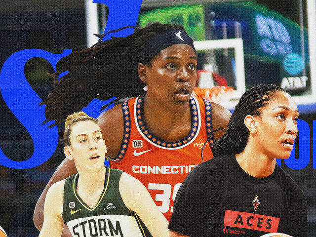 The WNBA's top 5 MVP candidates in 2021, ranked