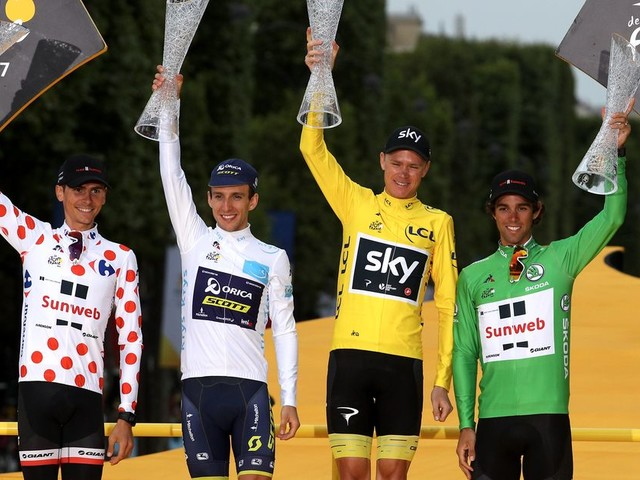 Tour de France 2018: Results, standings, and more after each stage
