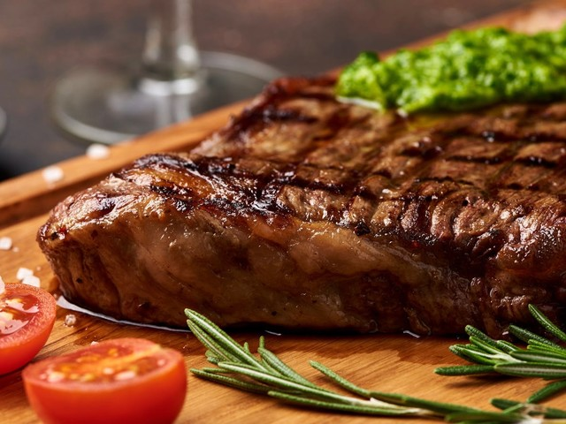 Report: Cut red-meat eating by 80 percent to save the planet?