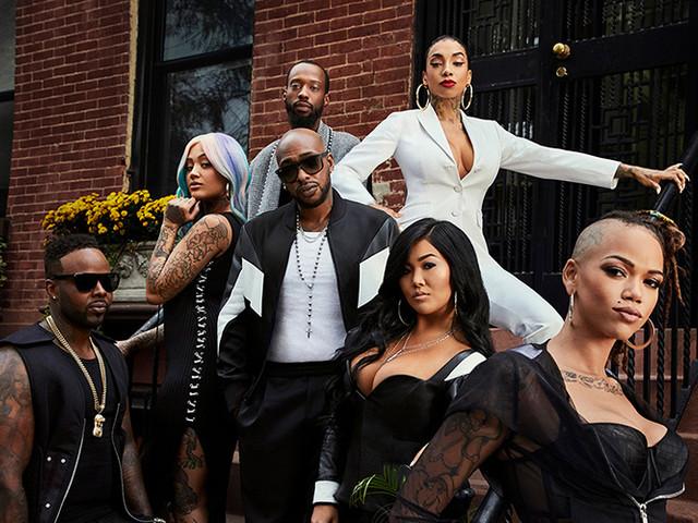 "Watch ""Black Ink Crew (New York)"" Season 6 Episode 1"