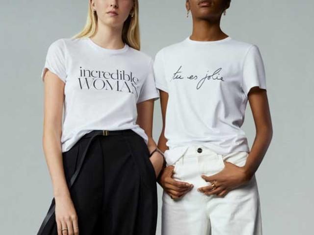 Fashion brands get behind International Women's Day