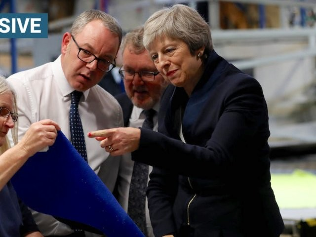 British business leaders to launch emergency no-deal Brexit interventions if May's deal is defeated