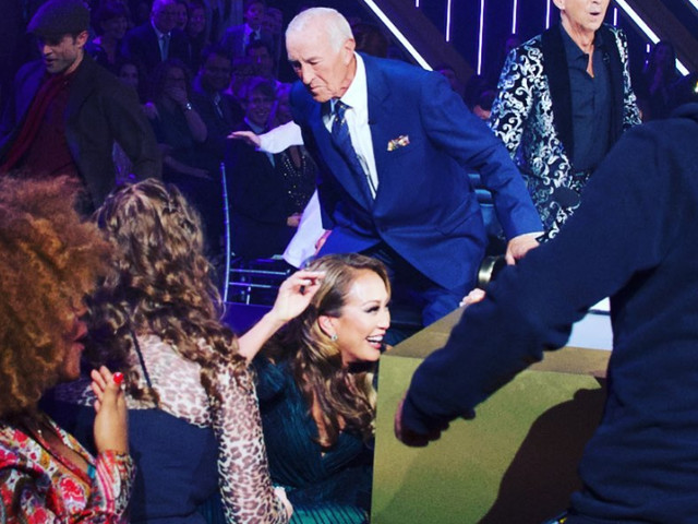 'So that happened': Carrie Ann Inaba laughs off televised 'DWTS' chair tumble
