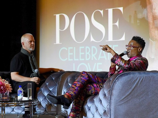 """'Pose' Star Billy Porter Discusses Being """"Set Free"""" By FX Series"""