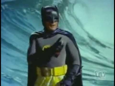 Batman Goes Surfing: Remembering Adam West (RIP) with Perhaps the Campiest Batman Episode Ever