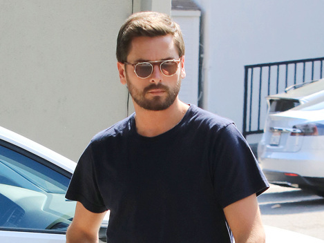 'Flip It Like Disick': Scott Declares He's 'Over' Being Lord Disick After Bringing It Back For Open House