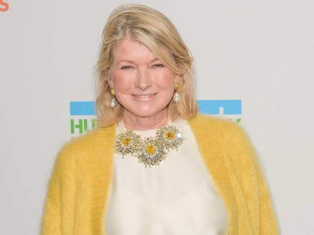 Breakfast and horse-riding at Martha Stewart's estate goes for $30K at auction
