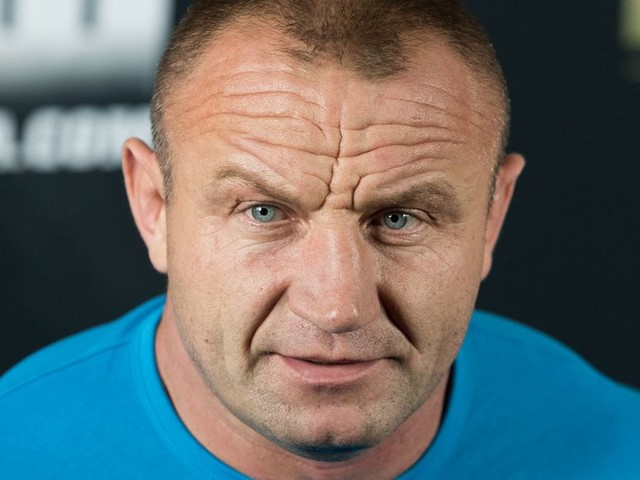 Pudzianowski returns for KSW 53 in March