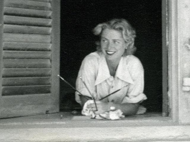 Mary Abbott (1921–2019)