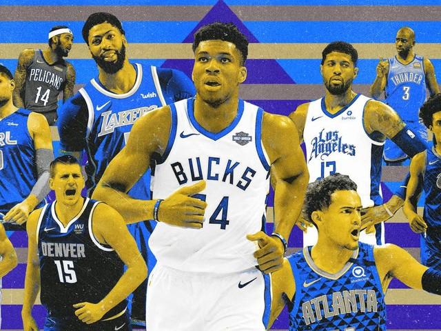 The NBA in Tiers: Midseason Edition