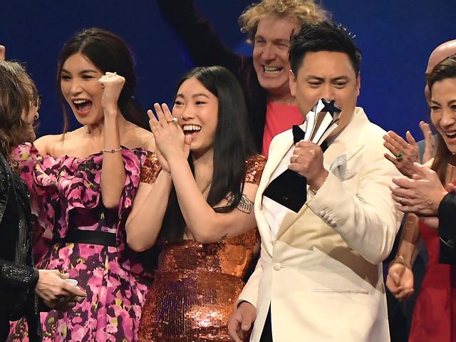 'Crazy Rich Asians' Wins Best Comedy at Critics' Choice Awards 2019!