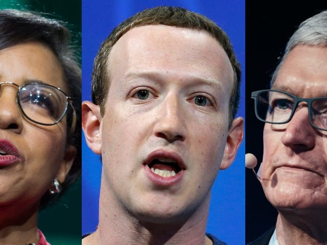 From Mark Zuckerberg to Roz Brewer, here's how corporate America responded to Derek Chauvin's guilty verdict