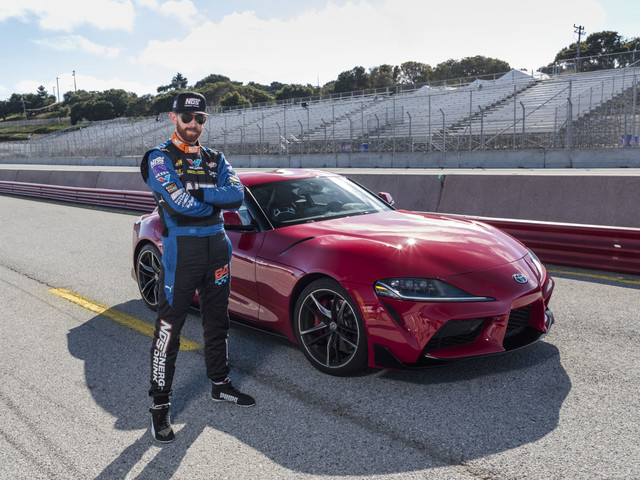 What Does Pro Drifter Chris Forsberg Think of the New Toyota Supra?