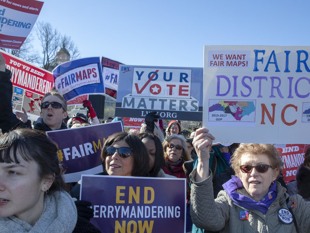 In North Carolina, What's the Line Between a Fair Map and a Gerrymandered One?