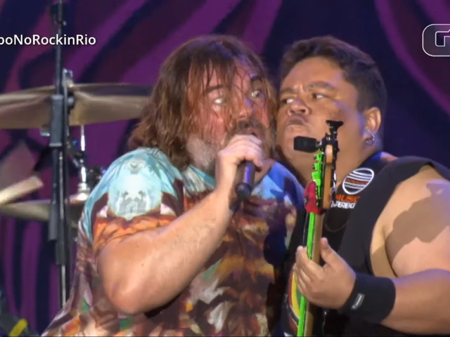 Tenacious D Performs At Rock In Rio 2019: Pro-Shot Video