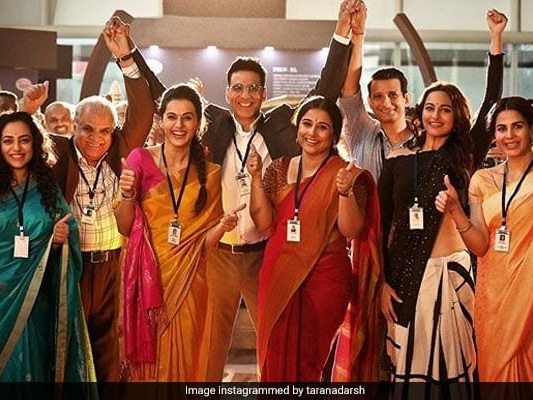 Box Office: ''Mission Mangal' Continues Dream Run' With 149 Crore