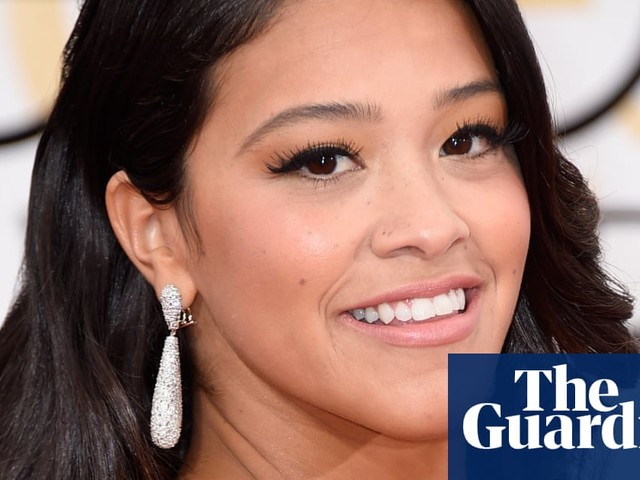 Can Gina Rodriguez use the N-word? Of course, social media weighs in