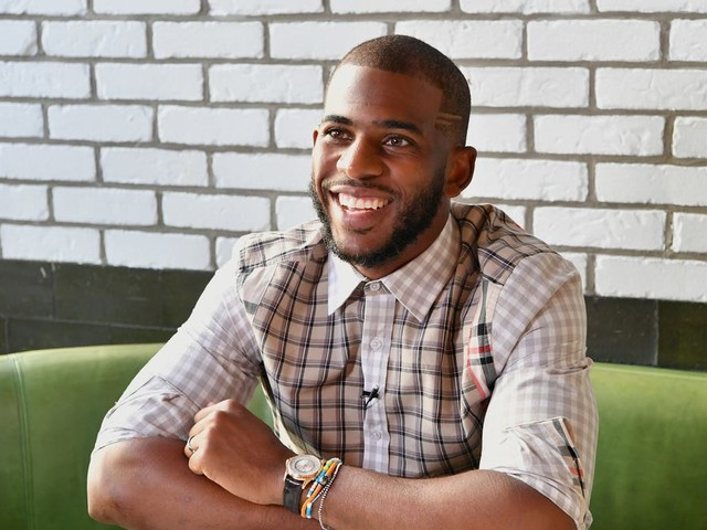 Chris Paul Joins Forces With Basketball Hall of Fame to Launch HBCU Tournament