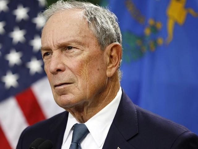 Bloomberg opens door to a 2020 Democratic presidential bid