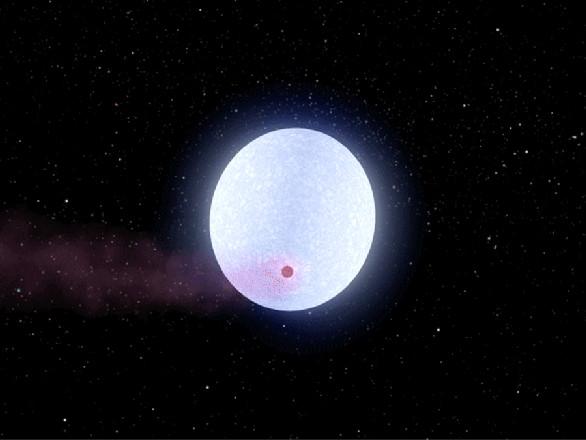 'Hot Jupiter' exoplanets are super weird