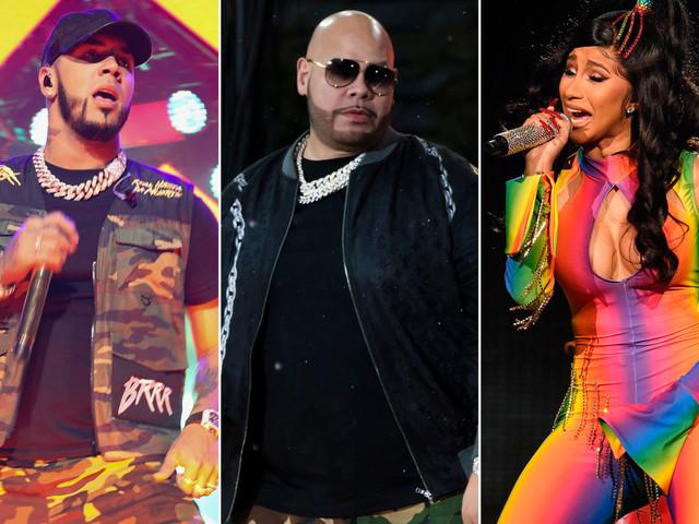 Cardi B, Fat Joe and Annuel AA's new single 'Yes' has Bronx attitude
