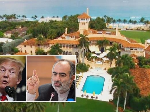 Iran To Attack Trump Properties? Top Adviser Tweets List Of President's Real Estate Empire