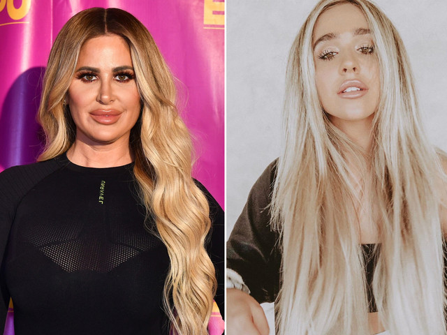 Kim Zolciak-Biermann says daughter Ariana can get her lips done now that she's 18