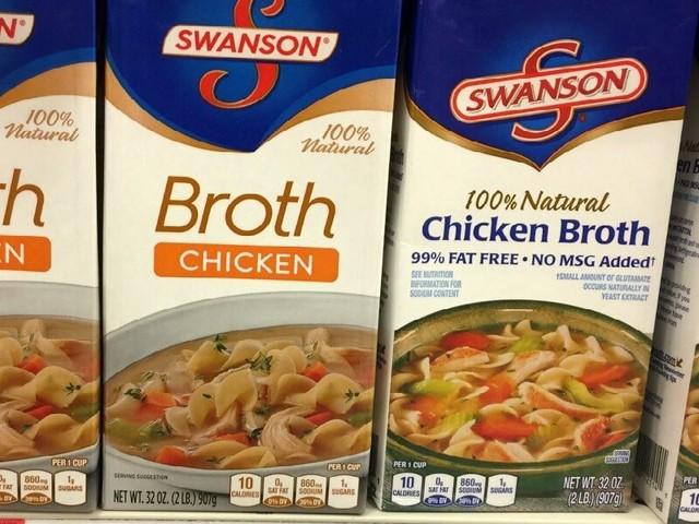 Back Again! Swanson Cooking Stocks & Broths 32oz Carton Just $0.75 at ShopRite!