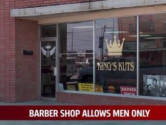 """""""This Is Just Chauvinism"""": Oklahoma Woman Upset After Being Thrown Out Of All-Male Barbershop"""