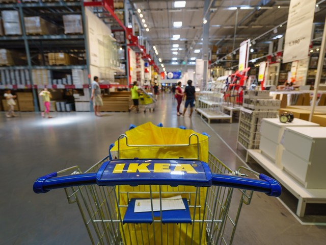 These Sneaky Retail Tricks Get You To Buy More at IKEA