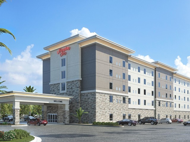 Hampton Inn Miami Airport East, Florida
