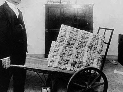 Is Hyperinflation In The Horizon?