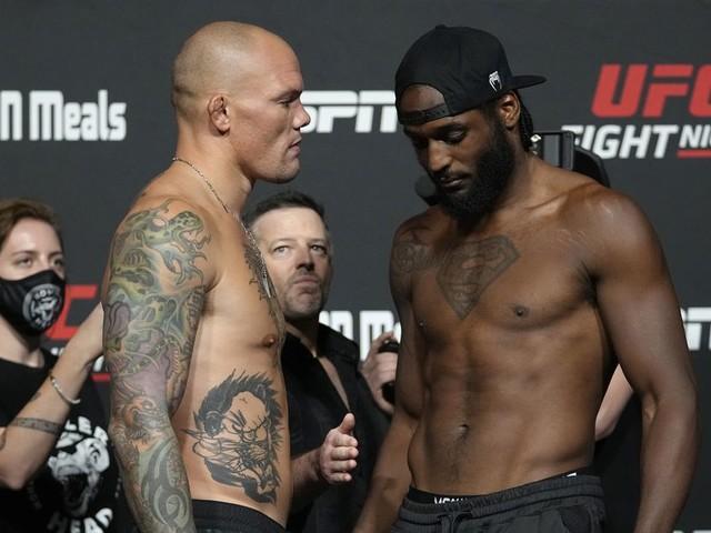 UFC Vegas 37: Smith vs. Spann live results, discussion, PBP
