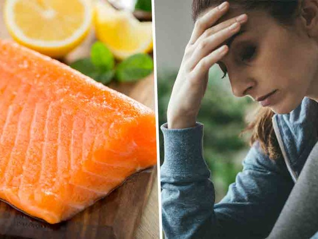 Increasing Omega-3s Can Decrease Anxiety