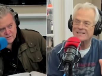 'This Is A Revolution': Bannon And Navarro Discuss China, Economic Nationalism, And 2020 Outlook