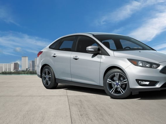 Next Ford Focus to Come From China