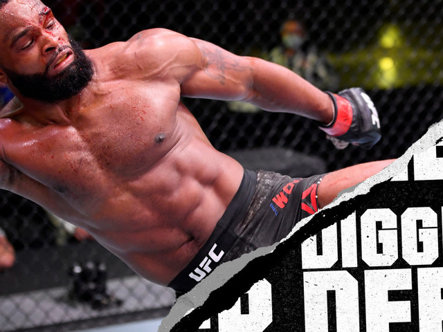 Diggin' Deep on UFC 260: Will Woodley's downward spiral continue?