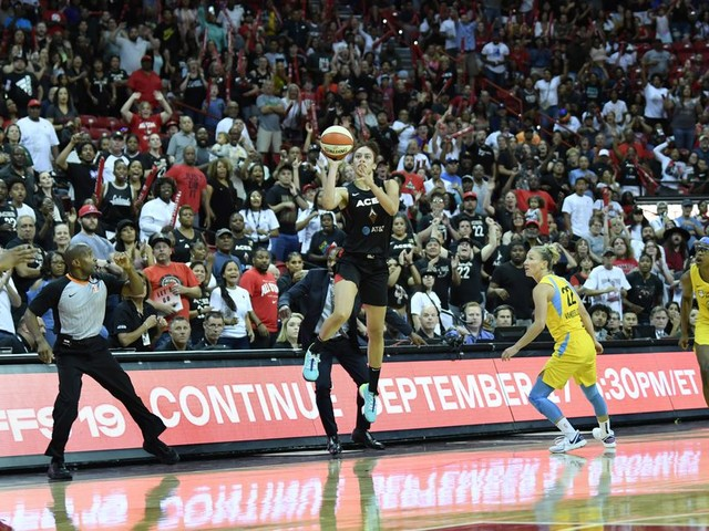 10 things we'll never forget about this senseless Las Vegas Aces WNBA Playoff game-winner
